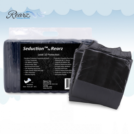 Rearz Seduction Black Medium