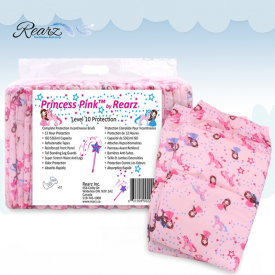 Rearz Princess Pink Large