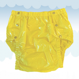Shapely POP Pants Jaune  PA56