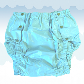 Shapely POP Pants Blue PA56