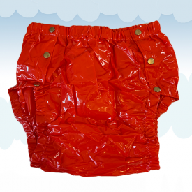 Shapely POP Pants Red PA56