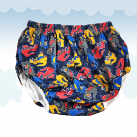 Diaper Cover Little T-Rex