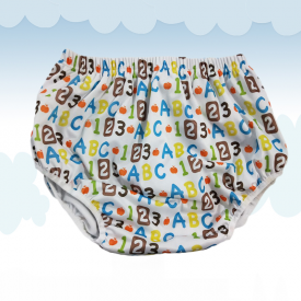Diaper Cover Easy as 123
