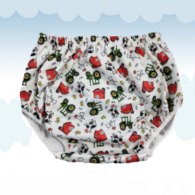 Diaper Cover Little Farmer