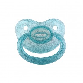 Iced Blue Adult Pacifier
