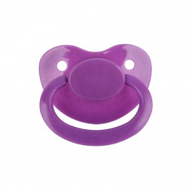 Iced Purple Adult Pacifier