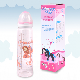 Princess Pink Adult Baby Bottle