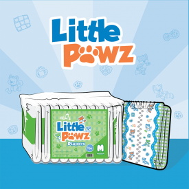 ABU LittlePawz™ Small-Medium