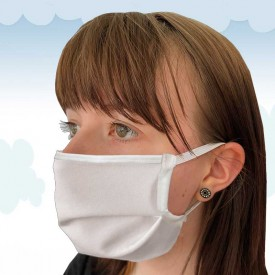 Reusable mask (to tie)