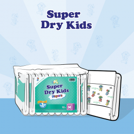 ABU Super Dry Kids™ Medium