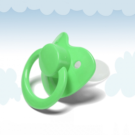 Green Adult Pacifier