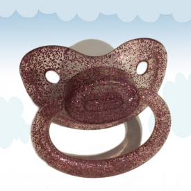 Ruby Adult Pacifier