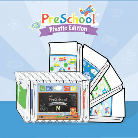 ABU PreSchool™Plastic Large