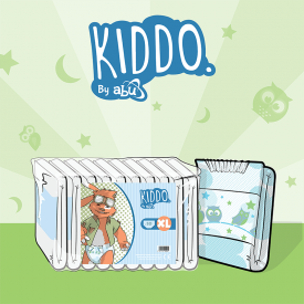 Kiddo V2 by ABU™ Extra-Large