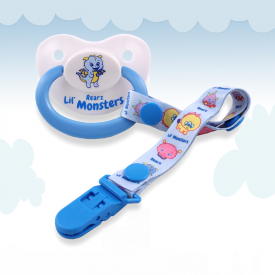 Lil' Monsters Draco Dragon Pacifier