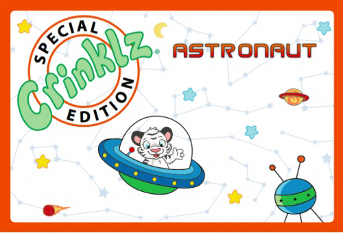 crinklz-astronaut-special-edition